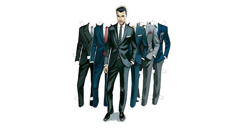 نکاتی کلیدی در مورد آموزش طراحی لباس مردانه